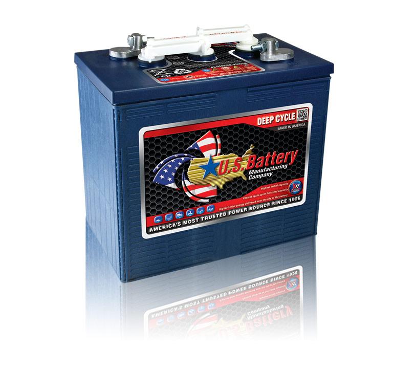 batteries d charge profonde industrielles us250hcxc batterie portneuf. Black Bedroom Furniture Sets. Home Design Ideas